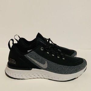Women's Nike React Odyssey Shield Grey Size 8.5